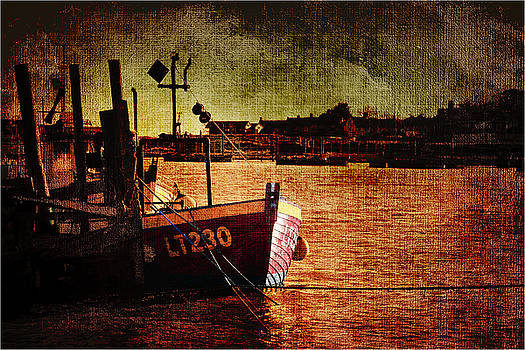 Old Fishing Boat by Martin Fry