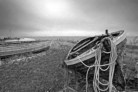 Robert Lacy - Old Fishing Boat