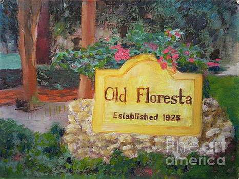 Donna Walsh - Old Floresta