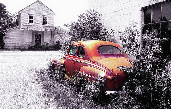Old Ford by Earl Carter