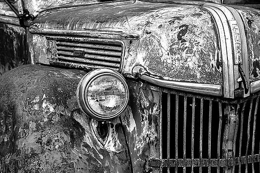 Old Ford, Grill 3 by Diana Marcoux