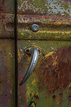 Old Ford Handle by Diana Marcoux