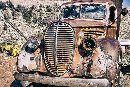 Andrew Wilson - Old Ford Truck