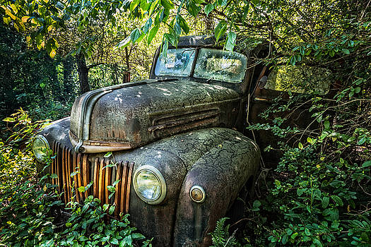 Debra and Dave Vanderlaan - Old Ford Truck