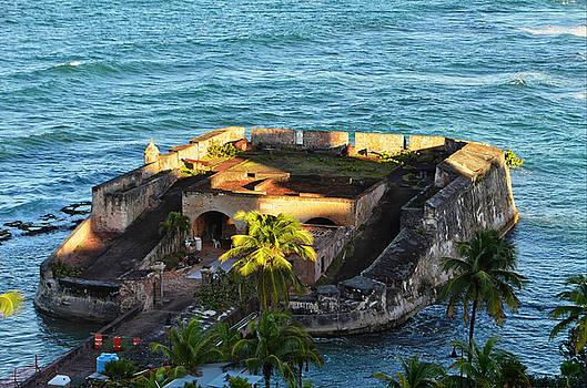 Old Fort, San Juan PR by Michael Ziegler
