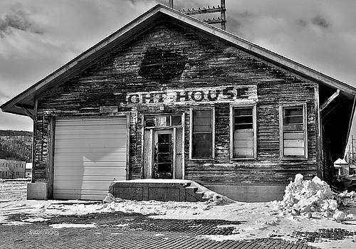Old Freight House 2 by Susie Loechler