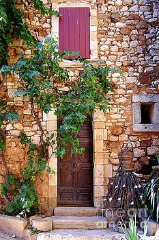 Old French Village by Floyd Menezes