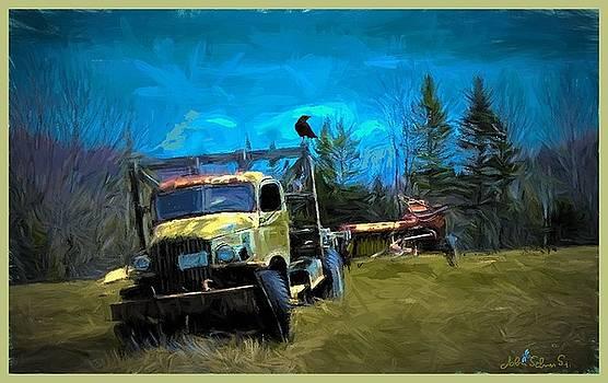 Old Friend by John Selmer Sr