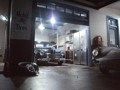 Old Gas Station by Artur Prado
