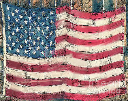 Old Glory by Carrie Joy Byrnes