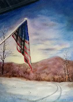 Old Glory by Joan Mace