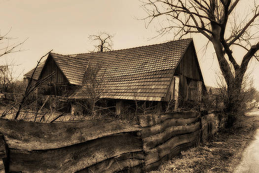 Old Granary by Peter Fodor