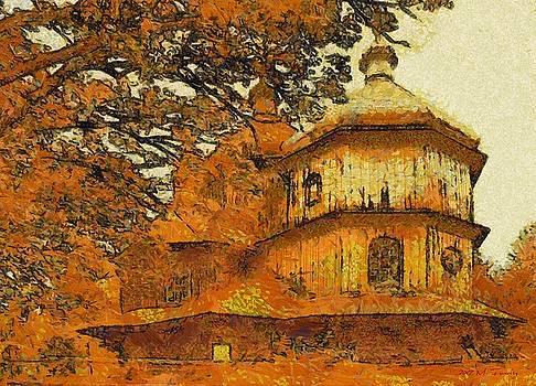 Old Greek Orthodox Church in Poland by Maciek Froncisz