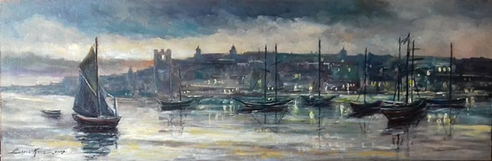 Old Harbor by Luke Karcz
