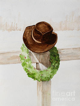 Seasoned Hat by Shirley Miller