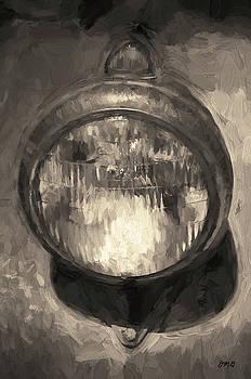 David Gordon - Old Headlamp II Toned