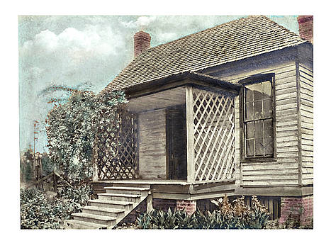 Old Homeplace by Susan Leggett
