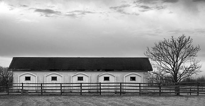 Old Horse Barn in Michigan by Samantha Boehnke