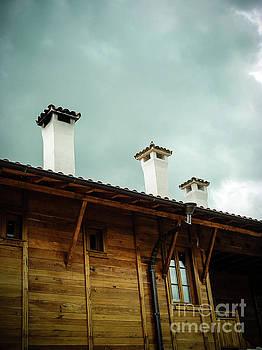 Old house by Dimitar Hristov