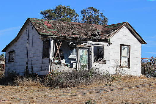 Gary Canant - Old House in Edna