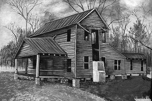 Old House  by Virginia Bond