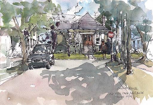 Old Hyde Parke Art Centre by Gaston McKenzie