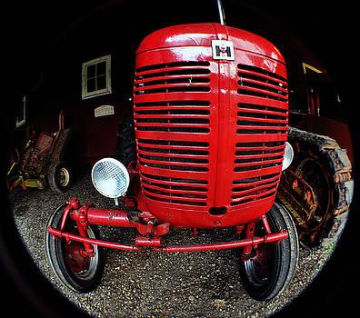 Clayton Bruster - Old International Harvester Tractor
