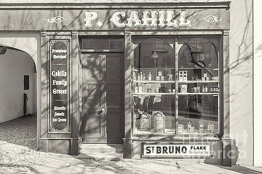 Old Irish Shop by Juergen Klust