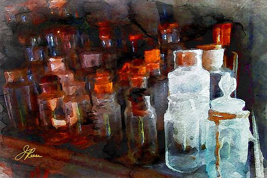 Old Jars by Joan Reese