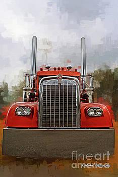 Old Kenworth by Randy Harris