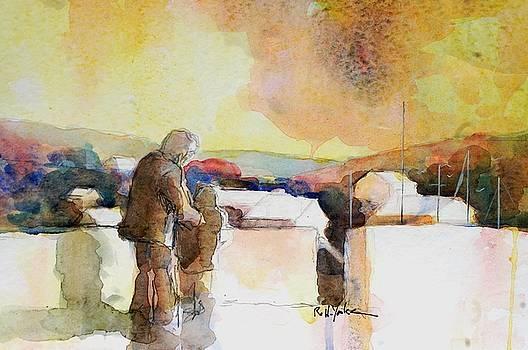 Old Kinsale  by Robert Yonke
