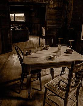 Rick Strobaugh - Old Kitchen Table