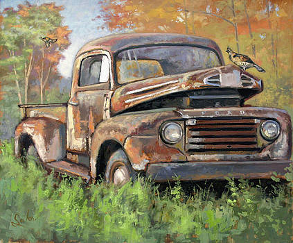 Old  by Larry Seiler