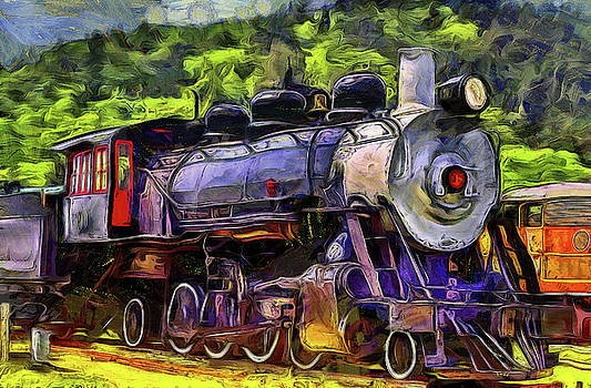 Thom Zehrfeld - Old Locomotive No.90 Version 2