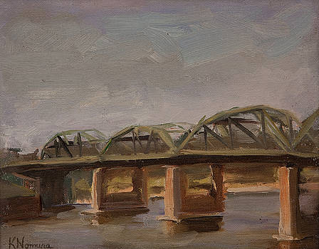 Old Lowry Bridge by Katherine Seger