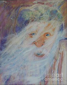 Old Man and the Sea by Anne Buffington