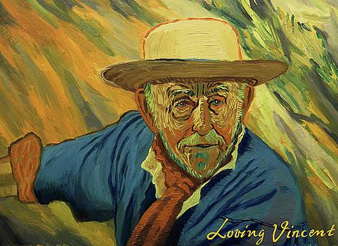 Old Man by Dominika Hofman