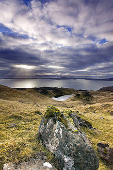 Dominick Moloney - View from Storr 2 Isle of Skye