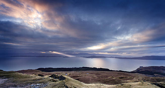 Dominick Moloney - View from Storr, Isle of Skye