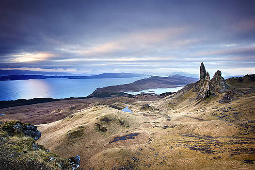 Dominick Moloney - Old Man of Storr  5