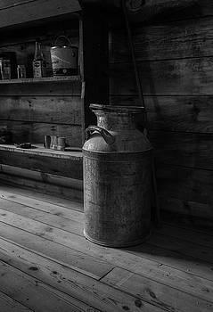 Rick Strobaugh - Old Milk Can
