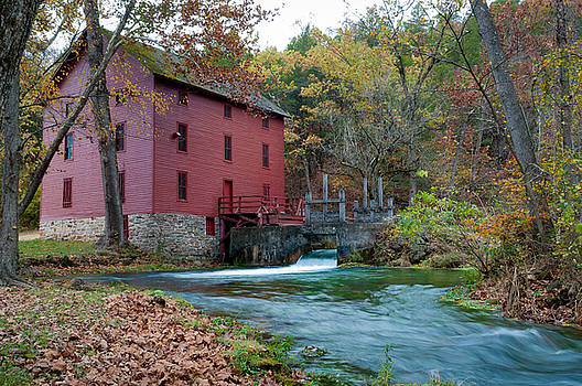 Old Mill 2 by Clay Swatzell