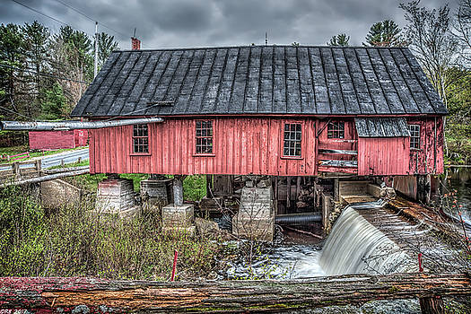 Old Mill Boards by Richard Bean