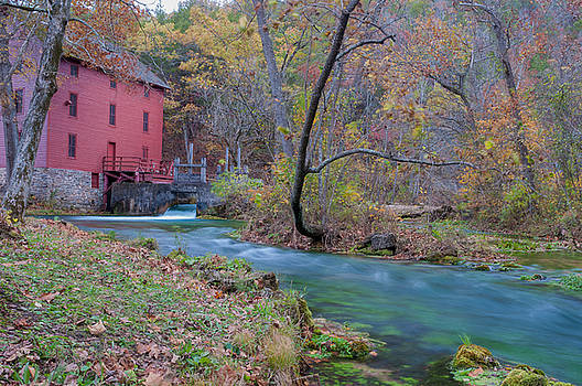 Old Mill by Clay Swatzell