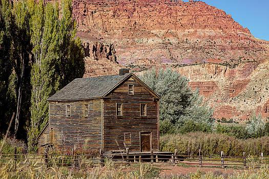 Old Mill by Jim Allsopp