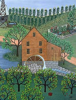 Linda Mears - Old Mill