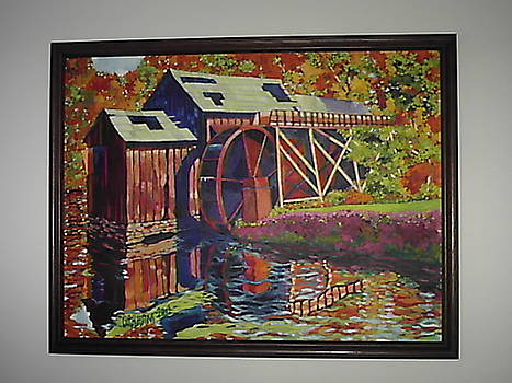 Old Mill by Ronald Graham