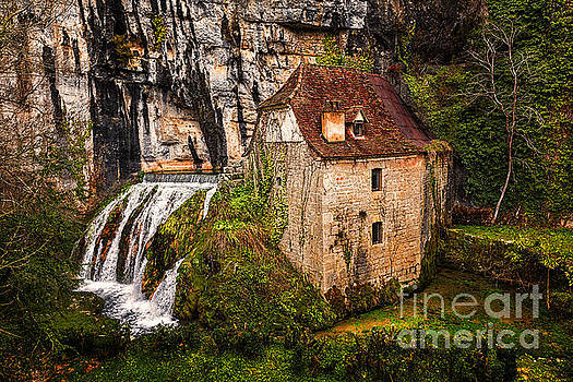 Old Mill by Tony Priestley