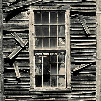 David Gordon - Old Mill Window Toned
