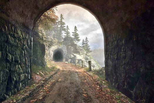 Old Mine Road by Kai Saarto